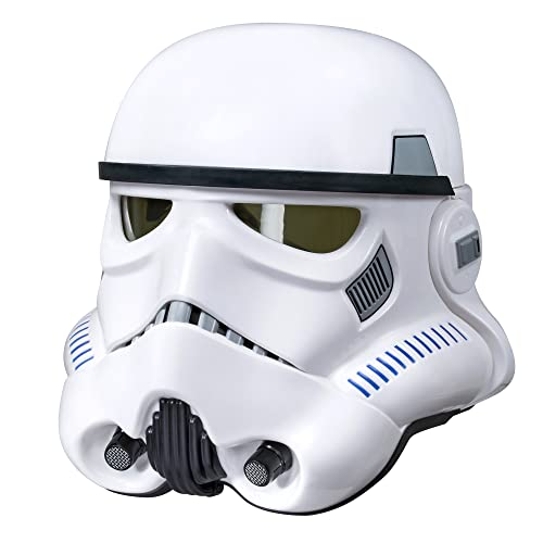 Star Wars B7097 Imperial Stormtrooper Electronic Voice Changer Helmet