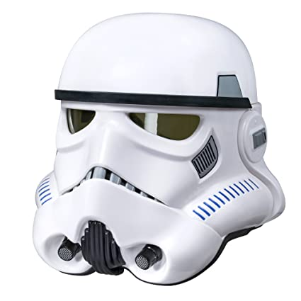 Star Wars B7097 Imperial Stormtrooper Electronic Voice Changer Helmet  (Amazon Exclusive)