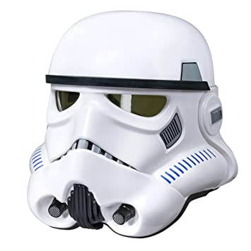 Star Wars B7097 Imperial Stormtrooper Electronic Voice Changer Helmet (Amazon Exclusive) by Star Wars