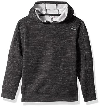 Amazon.com  Reebok Boys  Active Hoodie  Clothing 0ee215b49