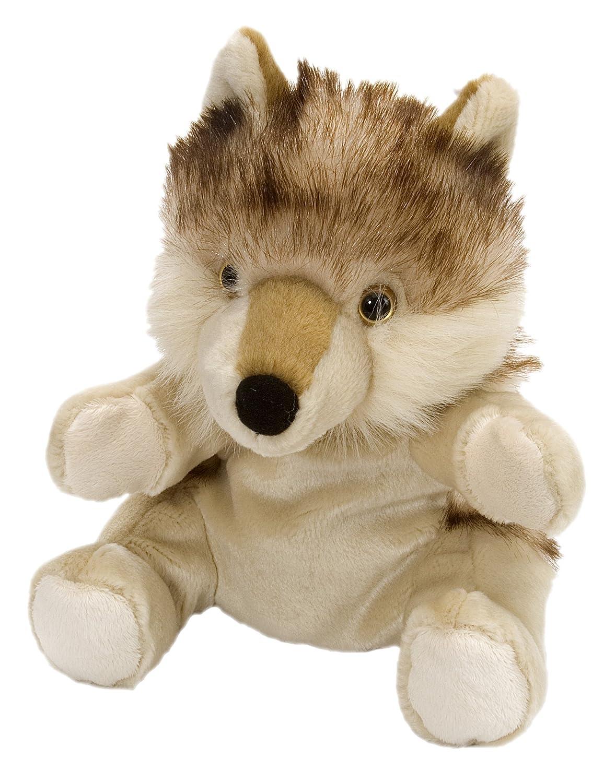 descuento online Wild Republic 89671 - Hand puppet puppet puppet peluche lobo (26 cm)  en linea