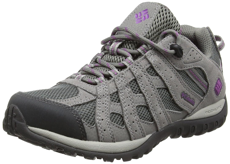 512d8bfbea9 Columbia Women's Redmond Waterproof Low Hiking Shoe, Advanced Traction  Technology