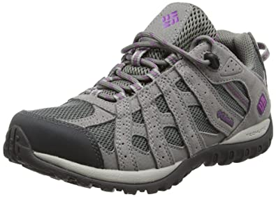 0ccc22cce234 Amazon.com  Columbia Women s Redmond Waterproof Low Hiking Shoe ...