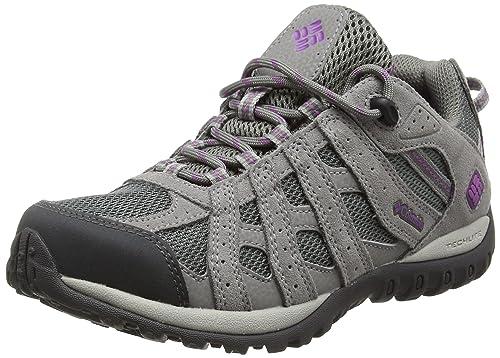 Columbia Redmond Waterproof - Zapatos de senderismo mujer: Amazon.es: Zapatos y complementos