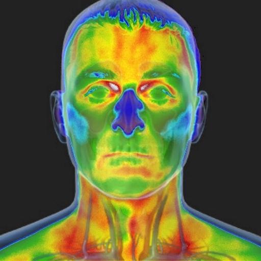 Thermal Medical Imaging - Infrared-Body