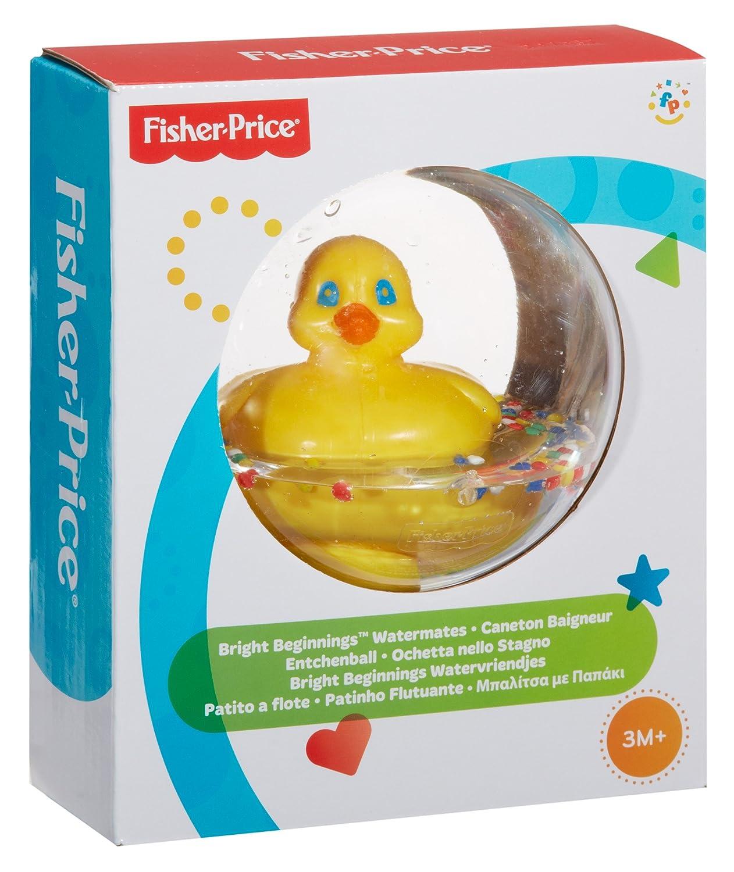 Fisher-Price Mattel 75676-0 Bola con patito