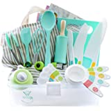 Tovla Jr. Kids Cooking and Baking Gift Set with Storage Case - Complete Cooking Supplies for the Junior Chef - Kids…