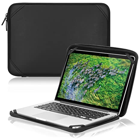 CaseCrown Galvanized Book Cover (Black) for 2012 MacBook Pro 13 Inch with Retina Display