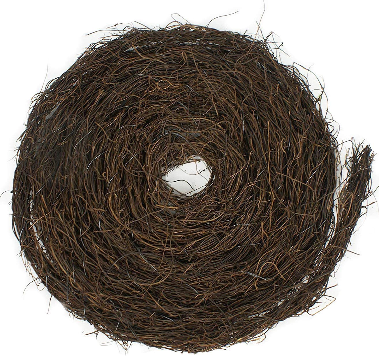 Delicaft 13 Ft Roll of Dried Natural Grapevine Garland