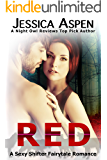 RED: A Sexy Shifter Fairytale Romance (Sexy Shifter Fairytale Romances Book 1)