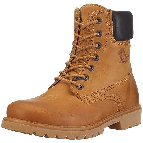 botas panama jack hombre