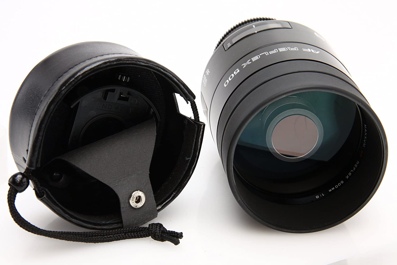 Spiegellen Bad amazon com minolta 500mm f 8 auto focus mirror lens fixed