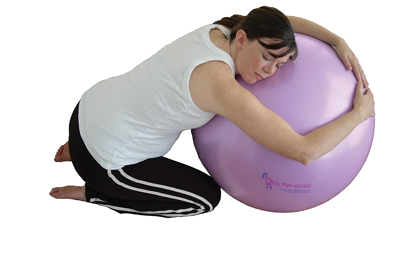 Birth-ease Balón de gimnasia para el embarazo, el ejercicio y el ...