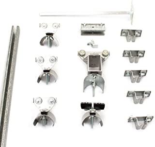 product image for KH Industries FTCT-FL-KIT90 C-Track 90' Festoon Kit for Flat Cable Trolley Car System