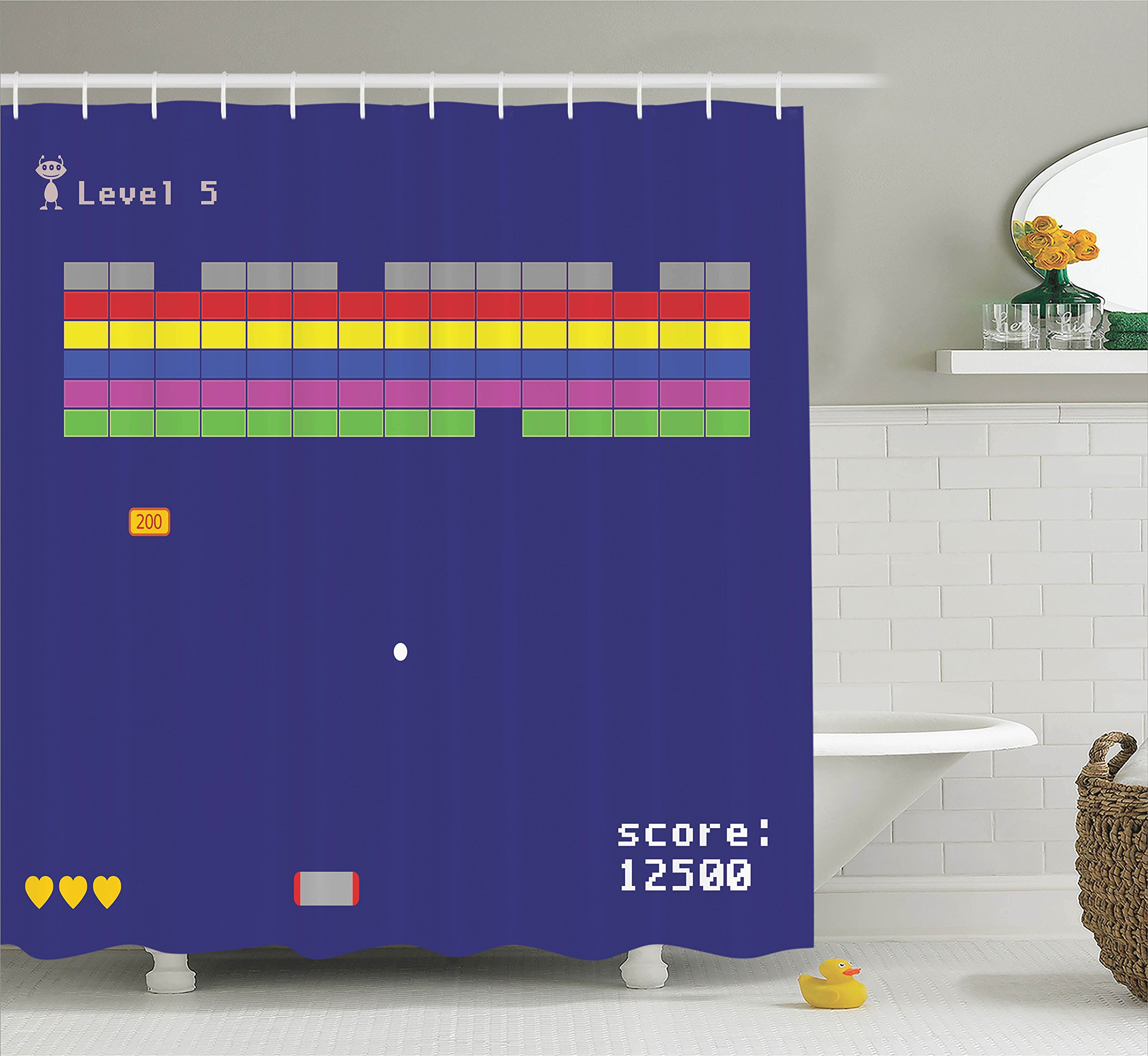 Bathroom Design Games: Arcade Decor: Amazon.com