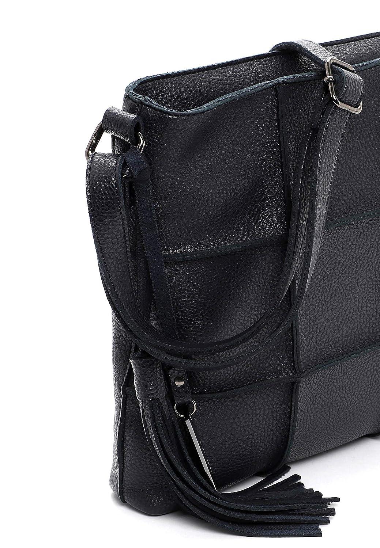 SURI FREY axelväska Amey 12420 dam handväskor uni Blå 500