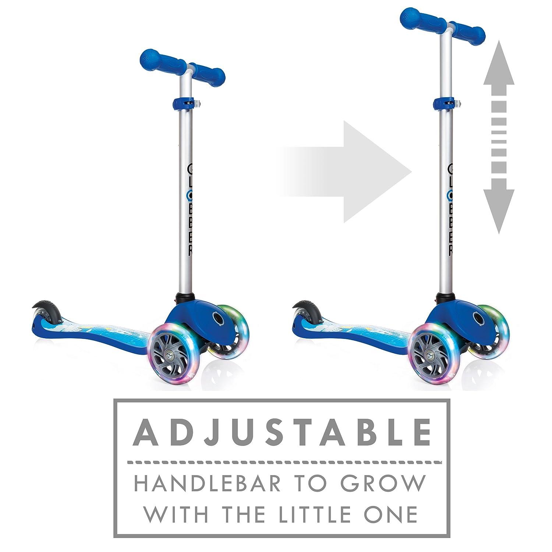 Amazon.com: Patineta con luz LED arriba de las ruedas ...