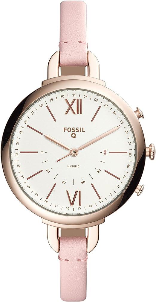 Amazon.com: Fossil FTW5023 - Reloj inteligente híbrido de ...