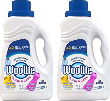 Machine Wash on Wool Cycle Sewing Washing Care Label 5 pack Sizes