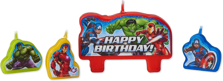 Amazon.com: American Greetings Cumpleaños con temática de ...