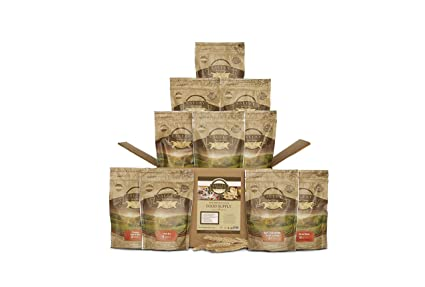 1 Month Value Long Term Pantry Supply of Freeze Dried Survival Food for Emergency Preparedness - Valley Food Storage