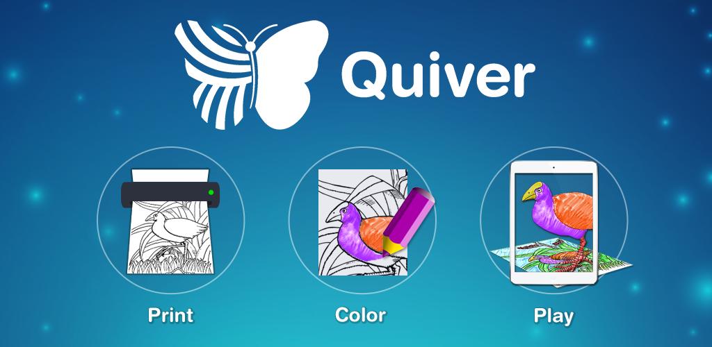 Quiver - 3D Coloring App: Amazon.es: Appstore para Android