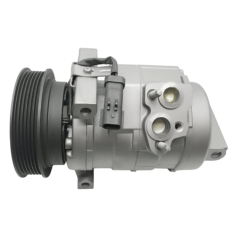 RYC Remanufactured AC Compressor and A/C Clutch IG304 RY AC Compressors