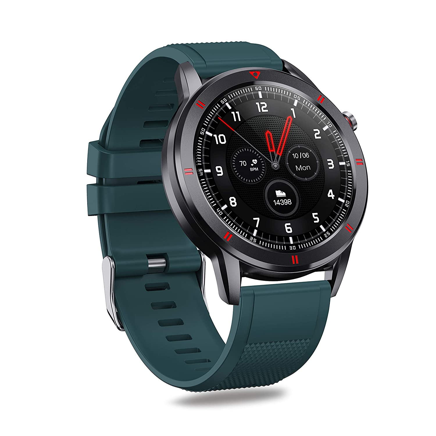 Best AQFIT W15 Fitness smartwatch under 3000 in India