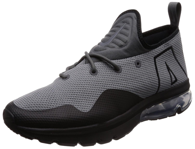 free shipping d392c 63a1c Amazon.com  Nike Mens Air Max Flair 50, Dark GreyBlack-Metallic Silver   Fashion Sneakers