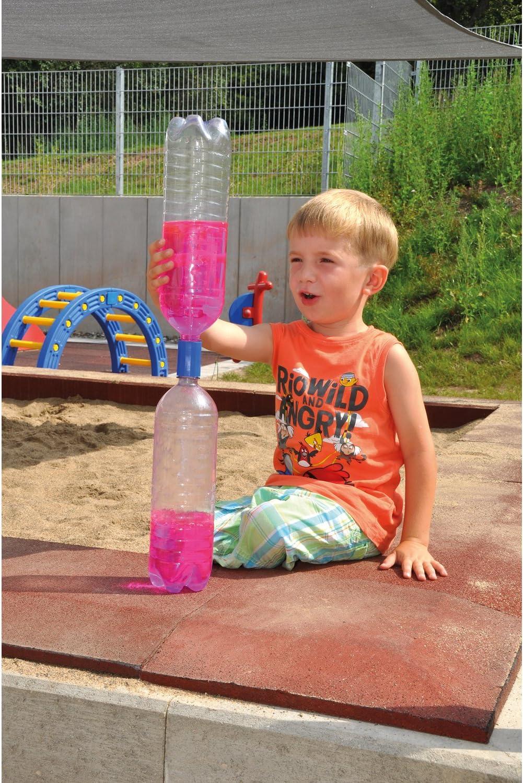 10 Stück Tornadoadapter Flaschentornado Flaschen Wirbel Wasserstrudel Zubehör