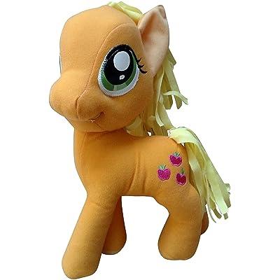 "My Little Pony Applejack 11"" Stuffed Plush: Toys & Games"