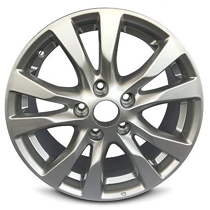 Amazon Nissan Altima 40 Inch 40 Lug 40 Split Spoke Alloy Rim40x40 New 2013 Nissan Altima Bolt Pattern