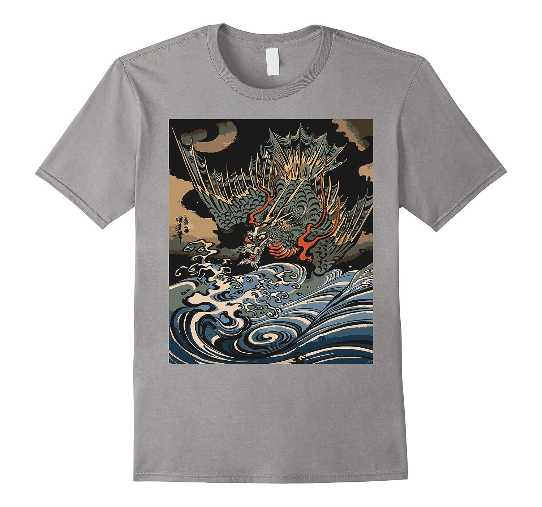 Japanese Dragon Ori t-shirt