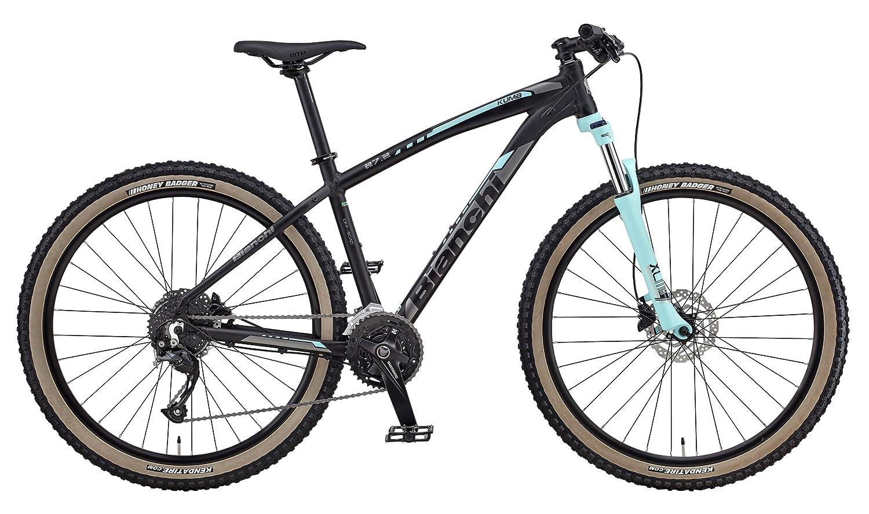ビアンキ(BIANCHI) マウンテンバイク KUMA 27.3 Matt Black 43サイズ B077YTHBTR