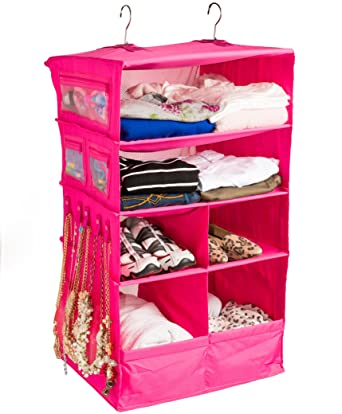Charmant Luggage Organizer Travel Suitcase Packing Shelves | Collapsible Closet For  Clothing, Jewelry, Accessories,