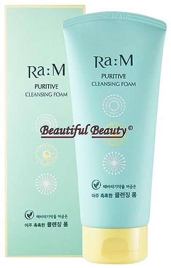 Amazon.com: Ra: M puritive Hidratante Espuma de limpieza 6.1 ...