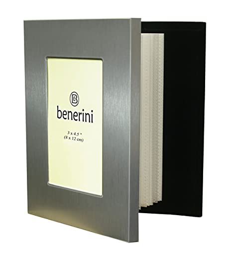 Free Standing Photo Album Holds 48 Photos 4 X 6 Inches 10 X 15 Cm