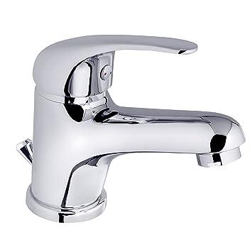 Wasserhahn Bad Waschbecken Waschtisch Armatur Badezimmer Waschtischarmatur  Mischbatterie Badarmatur