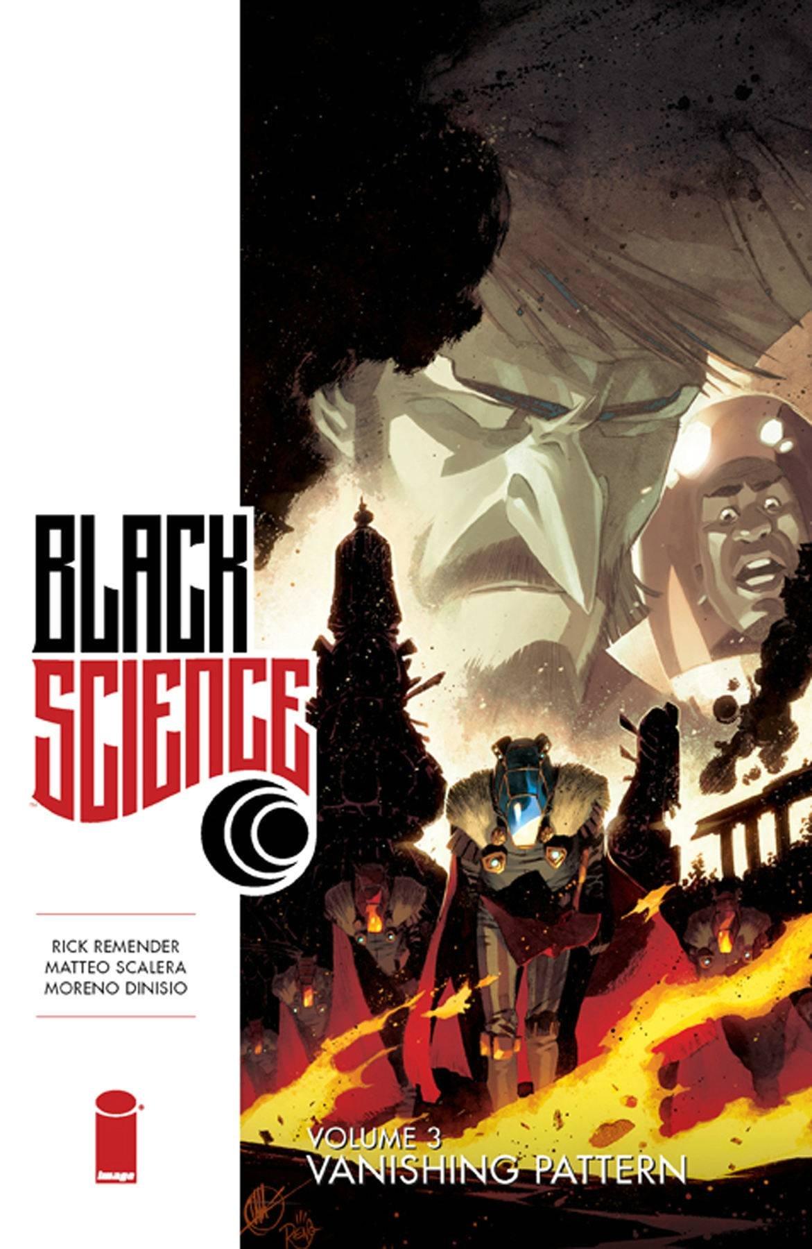 Black Science Volume 3: Vanishing Pattern