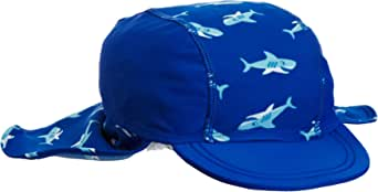 Playshoes UV-Schutz Mütze Hai Sombrero para Niños