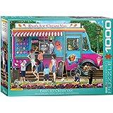 EuroGraphics Dan's Ice Cream Van by Paul Normand 1000-Piece Puzzle