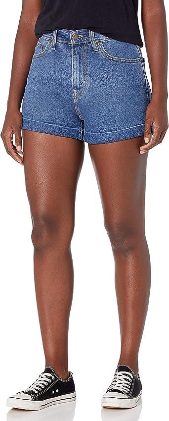 Levi's Women's Mom Shorts