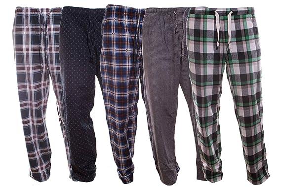 bis zu 80% sparen bester Lieferant Online-Verkauf Herren Flanell Webhose - Pyjamahose - Schlafanzughose