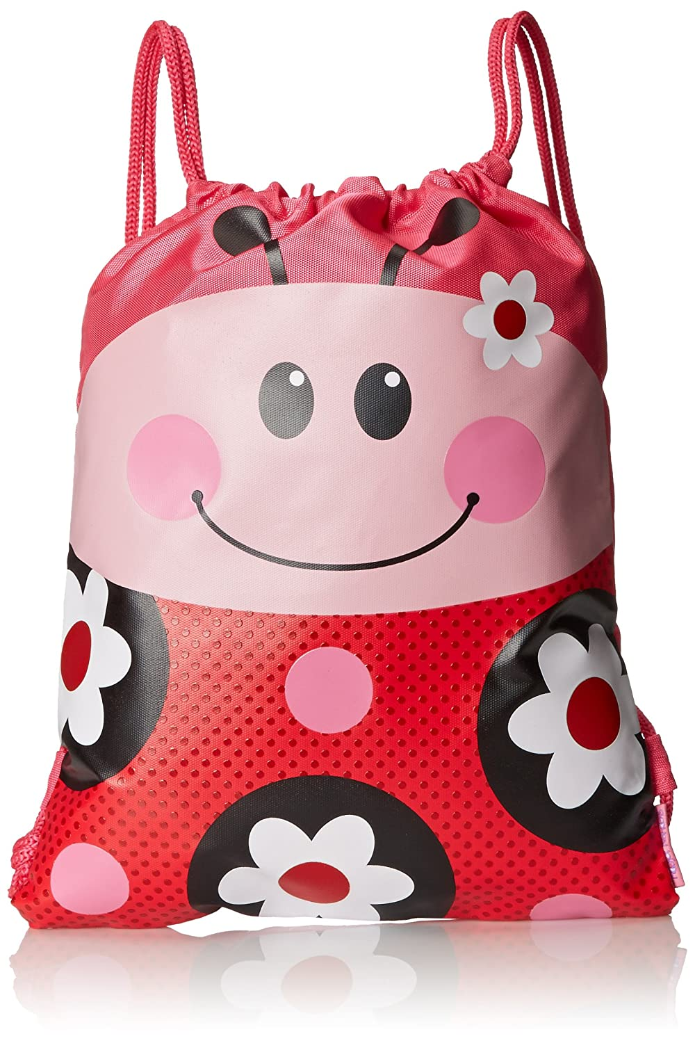 Stephen Joseph Drawstring Bag Ladybug Stephen Joseph Girls 2-6x SJ110260