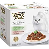 Fancy Feast Inspirations Chicken & Beef Multipack, Adult, 24x70g
