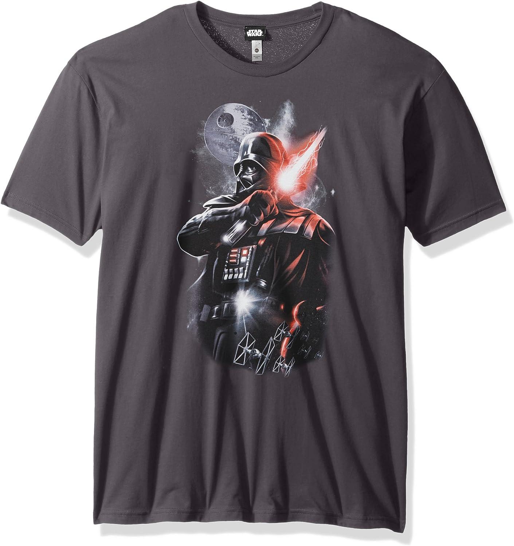 Star Wars Men's Dark Lord Darth Vader Graphic T-Shirt