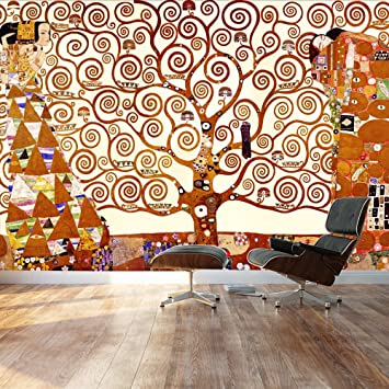 Superior Wall26   Large Wall Mural   Classic Painting   The Tree Of Life By Gustav  Klimt Part 6