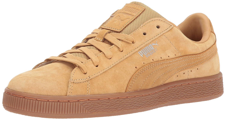 PUMA Men's Basket Classic Weatherproof Indoor Court Shoes 36382901