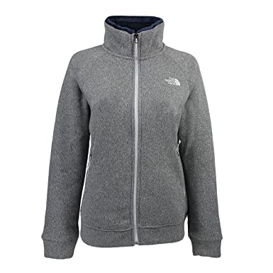 The North Face Crescent Raschel Full Zip Jacket Women's at Amazon Women's  Coats Shop