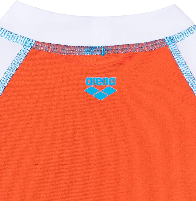 ARENA Jungen Sonnenschutz Langarm Shirt Uv